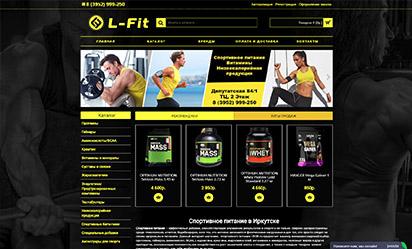 Интернет-магазин L-Fit